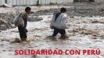 Emergencia en el Perú: Presidentes de Chile y Paraguay se solidarizan con damnificados - Noticias de juan pablo cartes