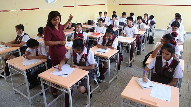 Dirección Regional Lima Provincias amplía suspensión de clases hasta el 24 de marzo. (USI)
