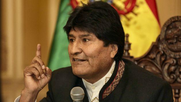 Evo Morales se solidariza con Perú por muertes causadas por lluvias y huaicos. (Reuters)