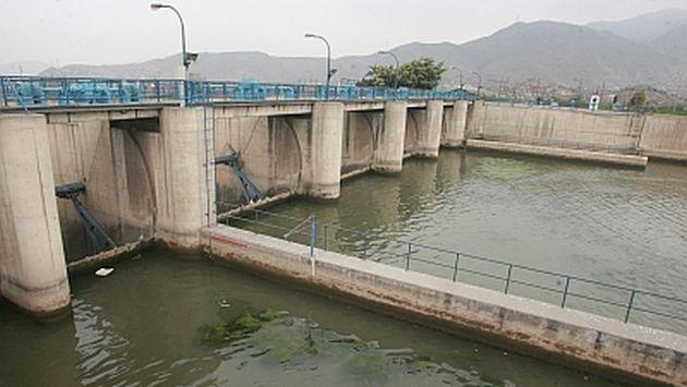 La Atarjea abastece a Lima y Callao con agua potable. (USI)
