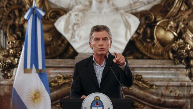 Argentina también ofrece apoyo a nuestro país tras huaicos y desbordes de ríos. (EFE)