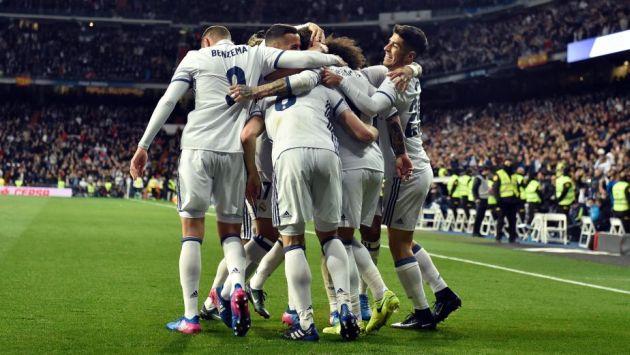 Real Madrid retomó el liderazgo de la Liga Española luego de vencer al Betis en la jornada previa. (AFP)
