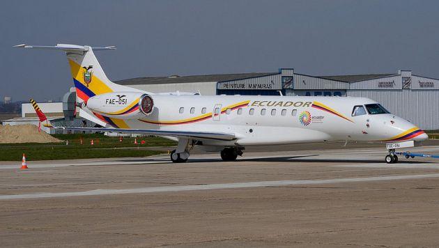 El Gobierno de Ecuador enviará un avión para repatriar a sus ciudadanos. (Presidencia Ecuador)