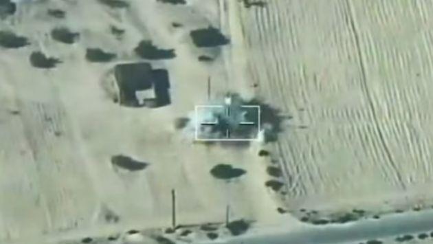 Parte del alto mando del Estado Islámico en el Sinaí es destruido (Captura)