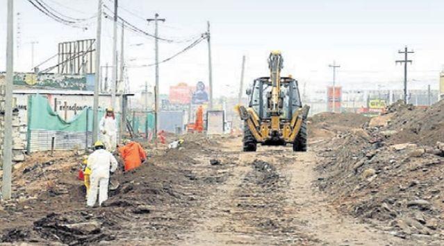 Aporte se utilizará para licitar la construcción del tramo II de la Variante de Uchumayo.  (Miguel Idme)
