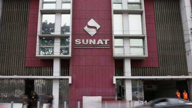 Sunat establece medidas para zonas de emergencia (USI)