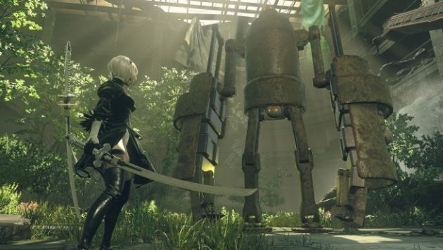 Nier Automata apunta a ser el mejor videojuego del año. (Platinum Games)