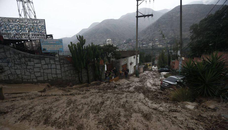 Se producirán lluvias focalizadas en el país esta semana. (Foto: Perú21)