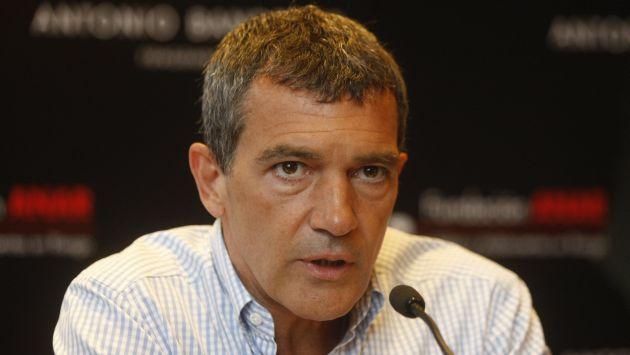Antonio Banderas es internado de urgencia por problemas cardiacos. (Perú21)
