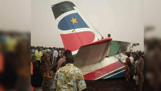 De momento no se han confirmado víctimas mortales en el accidente aéreo. (The National Courier)