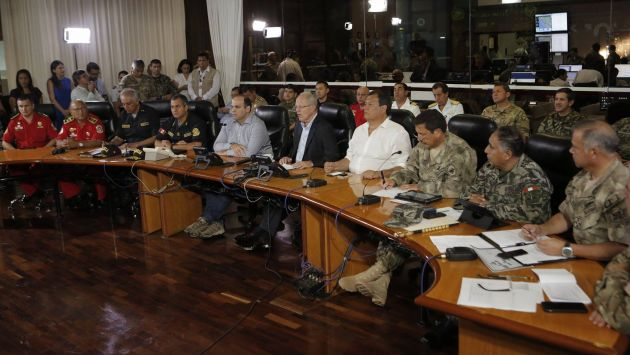 Presidente indicó que en 10 o 15 días se sabrá el nombre del 'Zar de la reconstrucción' (Piko Tamashiro/Perú21)