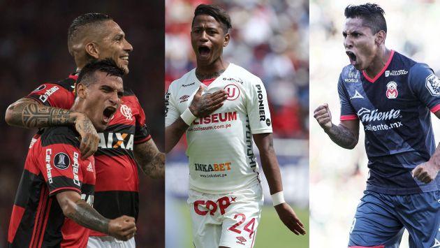 Selección peruana: Guerrero, Trauco, Ruidíaz y Polo ya están en Lima. (Trome)