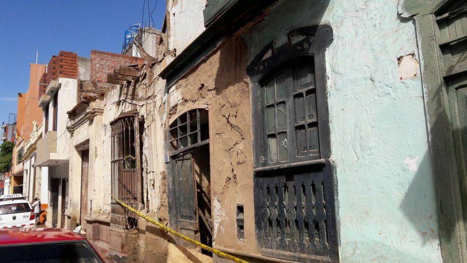 Trujillo: Así quedo el Centro Histórico tras el sexto huaico [Fotogalería]