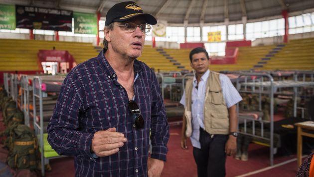 Ministro indicó que se han movilizado a 35 mil policías, desde Tumbes hasta Lima (Ministerio del Interior)