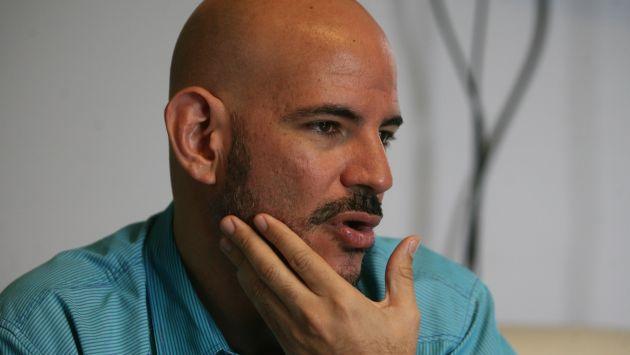 Ricardo Morán envió sus condolencias a la familia del imitador peruano de Luis Miguel. (Créditos: Perú21)