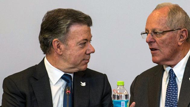 Presidente agradece ayuda humanitaria que llegó de Colombia. (EFE)