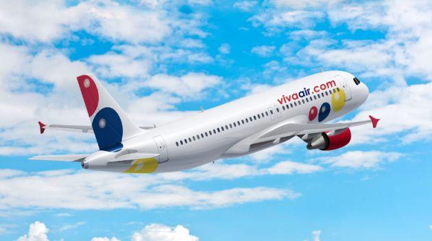 Viva Air Perú Perú postergó inicio de venta de pasajes (Difusión).