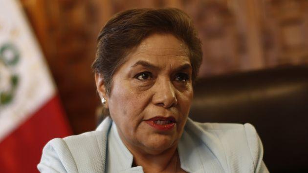 Presidenta del Congreso precisó que se tiene que cumplir el mandato constitucional (Perú21)