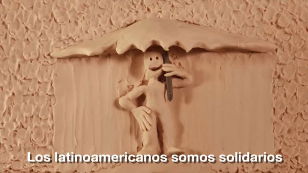 Un nuevo video de 'Se lo explico con plastilina'. (Captura / Facebook)