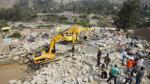 Lima: Operador de maquinaria murió cuando atendía emergencias en Huarochirí - Noticias de cargador