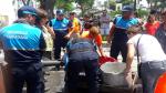 Sedapal: Así se vive el corte de agua en diferentes distritos de Lima [Fotos] - Noticias de camiones cisternas