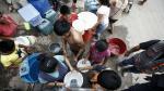 San Juan de Lurigancho: La dura batalla por conseguir agua [Fotos] - Noticias de camiones cisternas