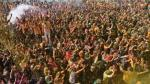 India: Celebran llegada de la primavera con festival 'Holi' [Fotogalería] - Noticias de malasia