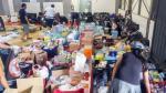 Zonas afectadas del Perú recibirán más de 227 toneladas de donaciones - Noticias de carlos basombrio