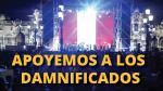 Perú en emergencia: Artistas se unen para apoyar a los afectados por huaicos - Noticias de conciertos en lima