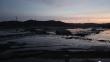 Mira cómo luce desde el aire Punta Hermosa tras el huaico [Video]