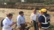 Huarochirí: Se instalará un puente aéreo en el sector de Barba Blanca y Callahuanca