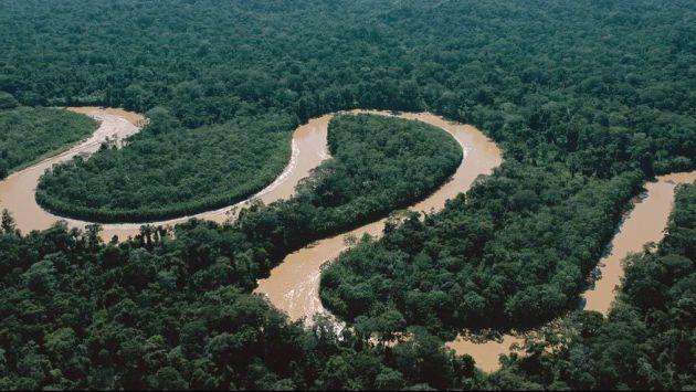 Río Amazonas en riesgo de colapsar, según informó el COEN. (USI)