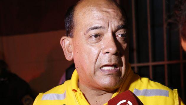 Mario Casaretto, subgerente de Defensa Civil de la comuna limeña dijo que la zona de Carapongo en Huachipa fue duramente afectada. (Peru21)