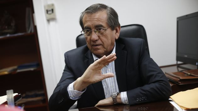 Jorge del Castillo se pronunció en Twitter. (Perú21)