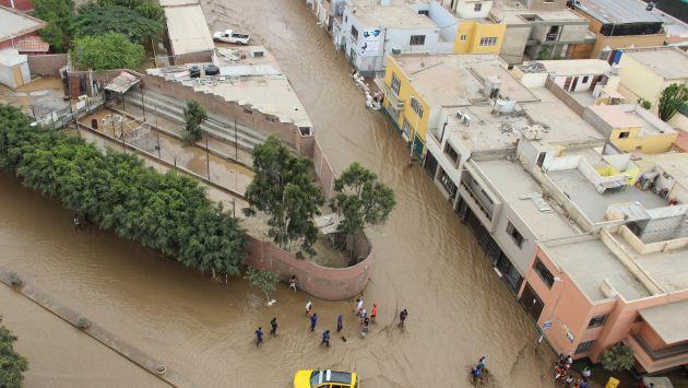 La PNP dio a conocer las vías que están bloqueadas en Trujillo. (Perú21)