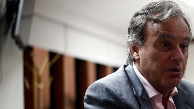 Carlos Basombrío, ministro del Interior. (Renzo Salazar)