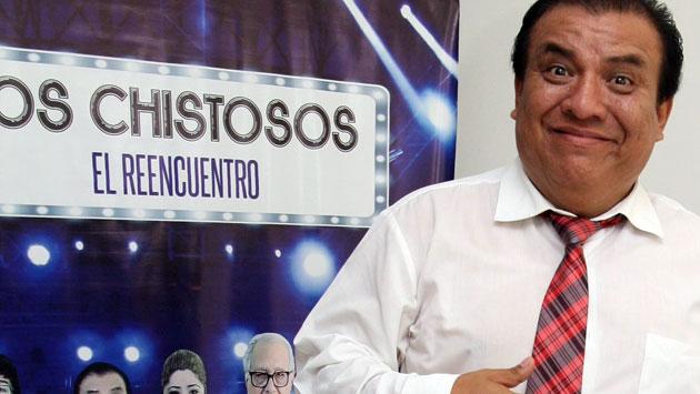El comediante Manolo Rojas. (USI)