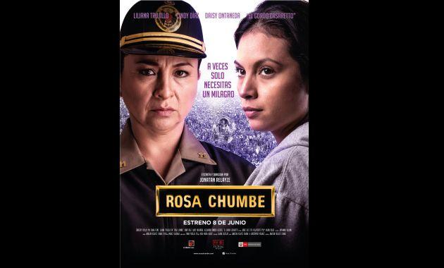 'Rosa Chumbe' se estrena este el próximo 8 de junio (Difusión).