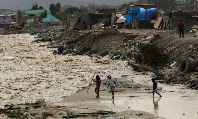 Senado de España expresó su apoyo al Perú y su pesar a las víctimas de las inundaciones y huaicos (Reuters).