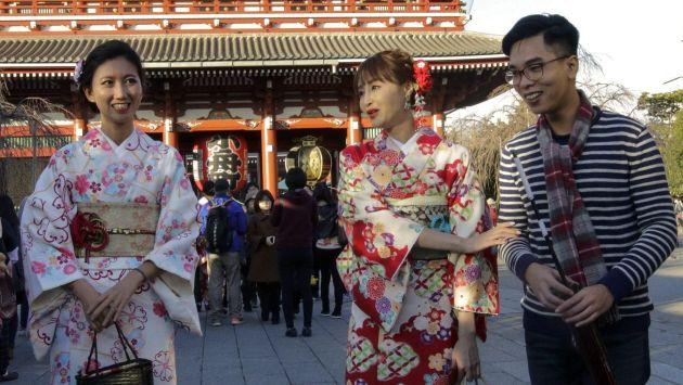 ¿Sabías que más del 40% de los japoneses son virgenes? A que nos sabes por qué. (EFE)