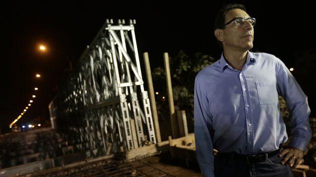 Confirmado: Se frustró interpelación al ministro Martín Vizcarra por caso Chinchero