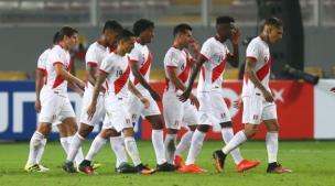 Perú igualó 2-2 con Venezuela por las Eliminatorias Rusia 2018