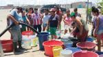 Arequipa: Más de 300,000 personas continuarán sin agua potable hasta el jueves - Noticias de mariano melgar