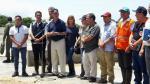 La Libertad: Ejecutivo dará prioridad a la construcción del puente Virú - Noticias de puente bailey