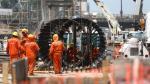 Construcción de la Línea 2 del Metro de Lima está paralizada - Noticias de parte ii