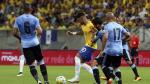 Brasil goleó 4-1 a Uruguay en Montevideo por las Eliminatorias [VIDEO] - Noticias de douglas coutinho
