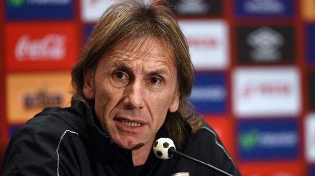 Gareca ahora planifica el enfrentamiento ante Uruguay en Lima por la próxima jornada de las Eliminatorias. (USI)
