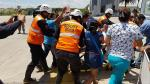 Dos brigadistas murieron y otros 5 están heridos tras caída de ambulancia al abismo [Video] - Noticias de cesar gonzales