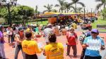 Parque de la Muralla: Este domingo habrá un concierto en favor de los damnificados en Lima - Noticias de dina paucar