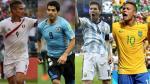 El esperado Perú vs. Uruguay se disputará el martes 28 de marzo a las 9:30 p.m. (Perú21)